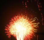 Big Firework explosion by winterface