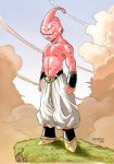 Majin Bu - color by alfiov