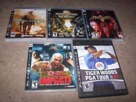 My VG collection part 7: PS3 by StSubZero