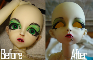 Updated Faceup! by TheDovahBrine