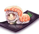 Sushi Copy by poringrenger