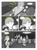 TMNT fan comic: Walks like an Angel part 17 by ActionKiddy