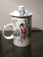 Tea Mug Concubines 02 by Ghost-Stock