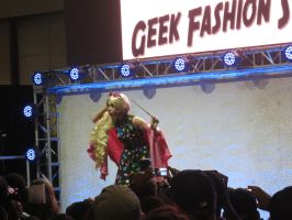 Comikaze Expo 2014: Geek Fashion Show 11 by iancinerate