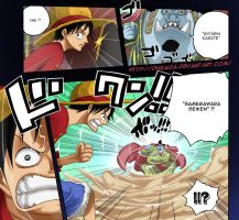 One piece Chapitre 626 Page 3 by Oubaida