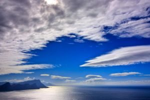 Cape Unreal II - HDR by somadjinn