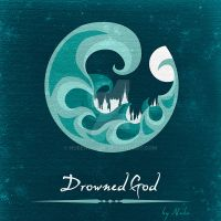 ASOIAF - DROWNED GOD By Nube by NubeNuvola