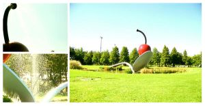 Spoonbridge and Cherry by queenyatsen
