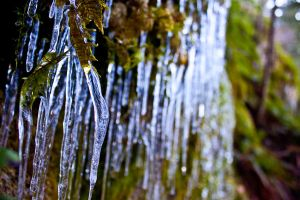 Cliffside Icicle by ackbad