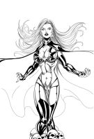 Lady Death 1 by RodneyCJacobsen