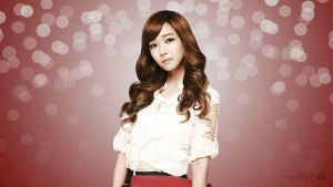 jessica wallpaper by SNSDartwork