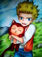 We'll become nakama? ^^ by Reyos-Cheney
