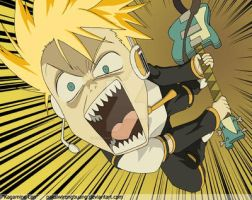 Len Kagamine by PaksiwIrongbuang