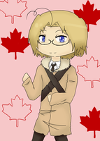 Canada request by random-cosplayer
