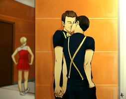 Klaine~ Our Future by Angie7Angel