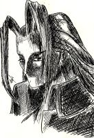 Sephiroth by Quintly