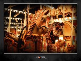 CAROUSSEL by ANOZER