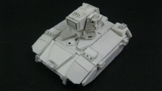 HT 34 J Heavyweight Tank from EARTH 2140 by capricorv
