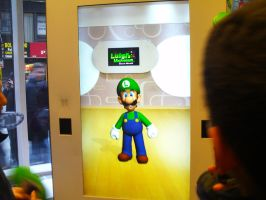 Luigi's Mansion Dark Moon at Nintendo World 05 by MarioSimpson1