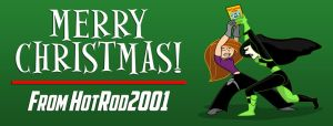 Merry Christmas 2013 by hotrod2001