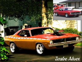 Hemi Cuda Virtual Tuning by JoabeDesign
