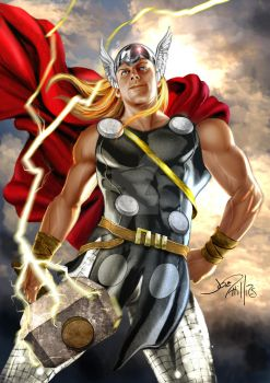 Thor by JoeboyPhillips