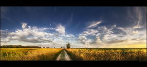 Hungarian skies pt.LVII. by realityDream