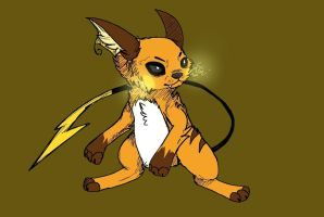 RAIChu by BlueWolfehhh