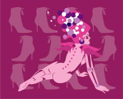 Pink lady by remdesigns