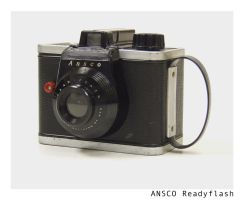 Ansco Readyflash by yankeedog
