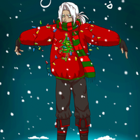 Ugly Christmas Sweater Animated :D by Crimson-Revelation