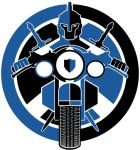 BLUE KNIGHTS Logo by SteveDen