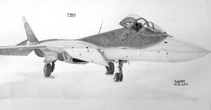 T-50-5 by Ralph1989