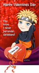 Valentine day_Naruto by NariAmari