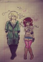 somethig from school 108 by Squira130