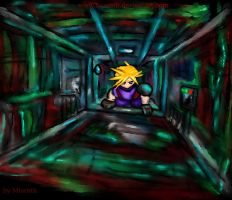 Climbing - up and down to the reactor by Miarath