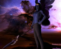Lover of The Drows Izdrath by QueenFlamewing