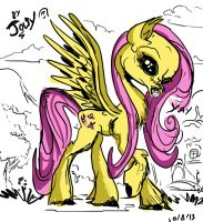 ITS FLUTTERBY by Jowybean