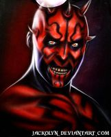 Darth Maul by Jackolyn