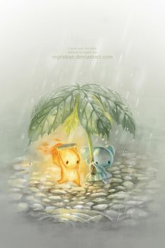 Cover from the Rain by IngridTan