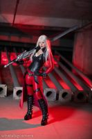 Genderbend Dante DMC2 by MoonFoxUltima