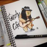 Grizzly Cafe by gogman