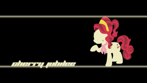 Cherry Jubilee Wallpaper by Alexstrazse