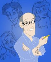 Glen Keane by Nookleuh92