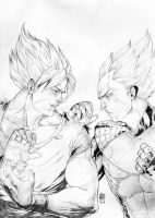 Dragon Ball fan art by youmaykillthebride