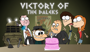 Victory of the Daleks Review by Moon-manUnit-42