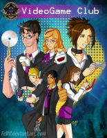 The VideoGame Club by FeRV