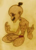 The Pacifist by high-fructose