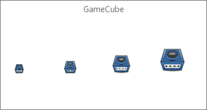 Game cube Icon by tuziibanez