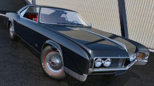 1966 Buick Riviera by SamCurry